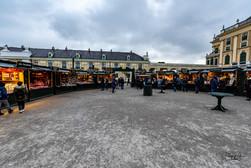 Schönbrunn Palace - Christmas Market 1