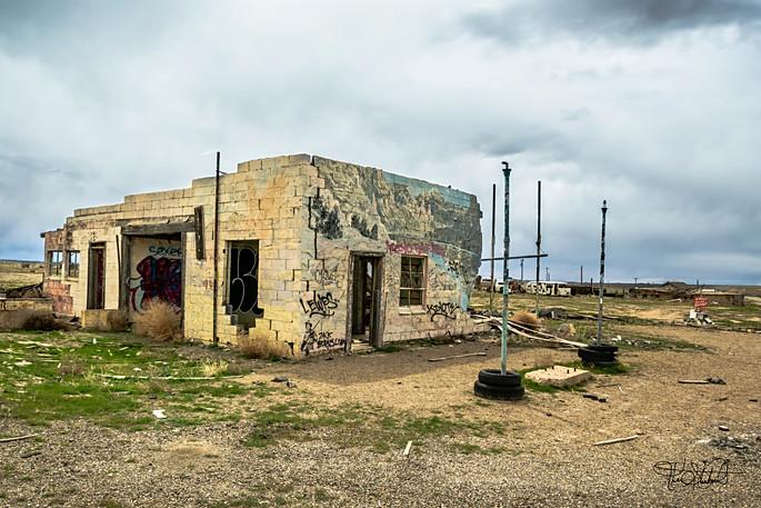 Cisco Gas Station