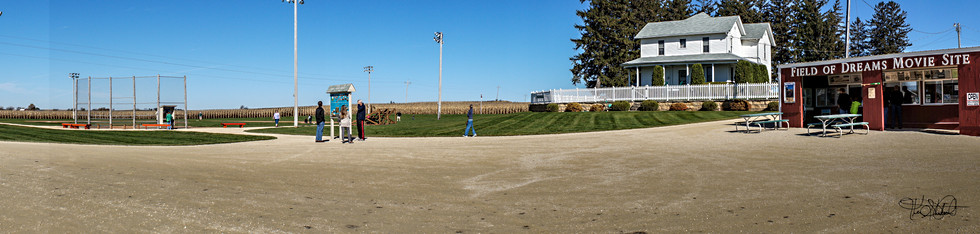 Field Of Dreams - Panorama