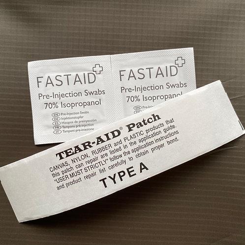 Tarp Fabric Repair Kit