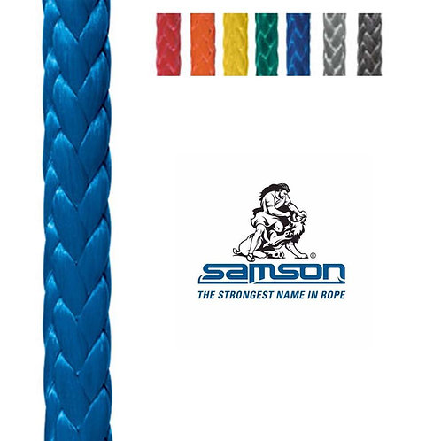 "1/8"" AmSteel®-Blue (25ft or 5m)"