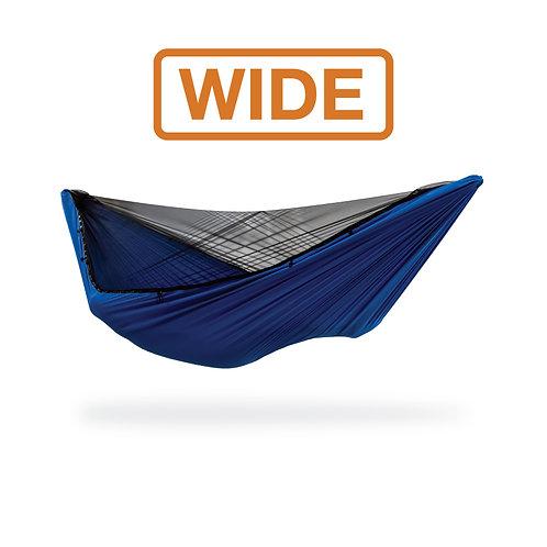 Half-Zipped WIDE Hammock