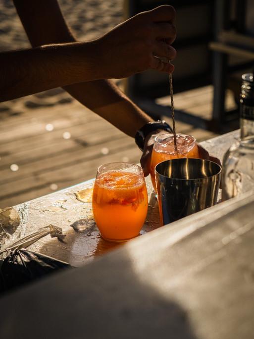 Cocktail picture - West Beach Pavilion