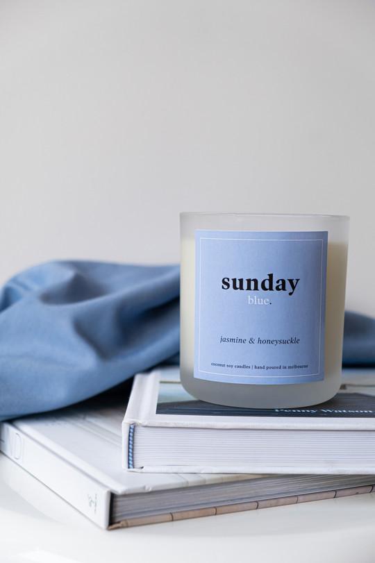Sunday Blue