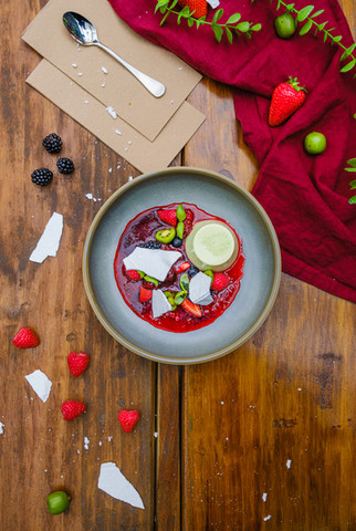 Food Styling - Sixty Smith