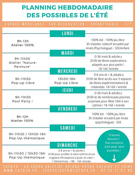 Vert et Orange Minimaliste Planificateur de repas Carte.png