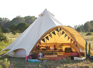 5m-Sandstone-Star-Bell-Tent-With-Zipped-