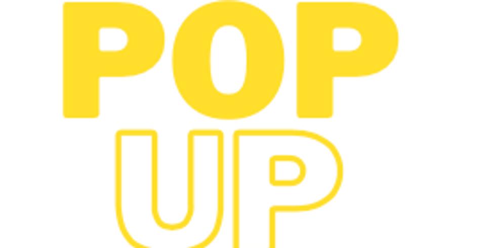 "Pop-Up ""Solstice d'été"" - Samedi 26 Juin 2021"