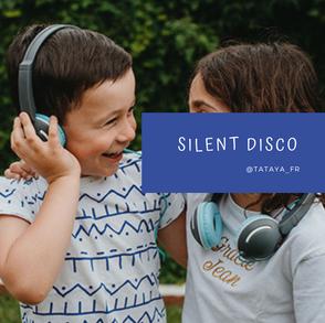 Silent disco !