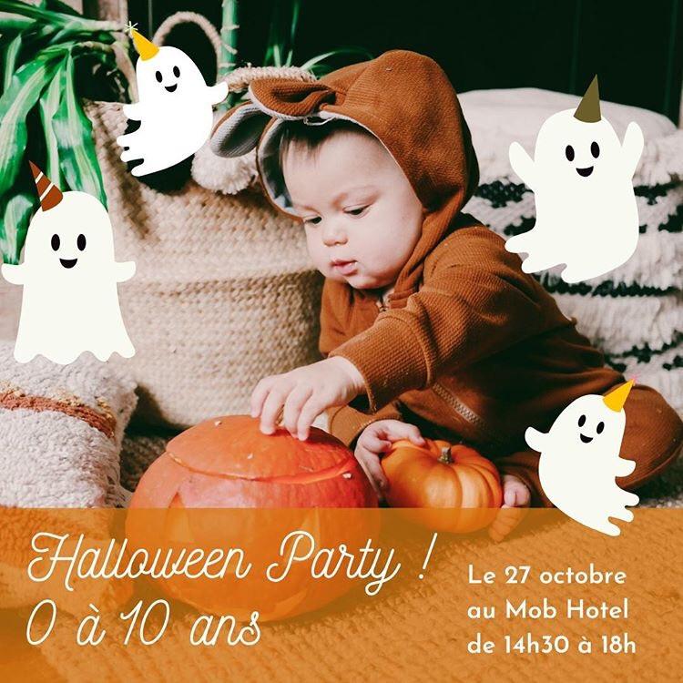 Halloween Party @lestribuslyonnaises X @tataya_fr