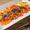 Norwegian Smoked Salmon Platter