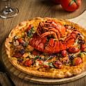 Signature Lobster Pizza
