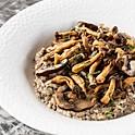 Black Truffle & Mushroom Risotto