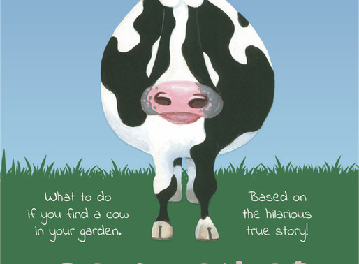 New book of cows out July 2019