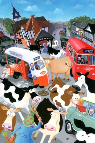 A Hullaballoo in Loughton by Karen Humpage