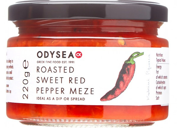 Odysea Roasted Red Pepper Meze
