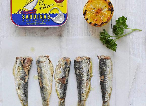 Ortiz Sardines 140g