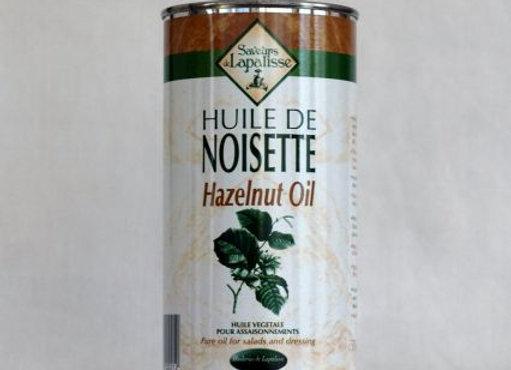 French Cold Pressed Hazelnut Oil 500ml