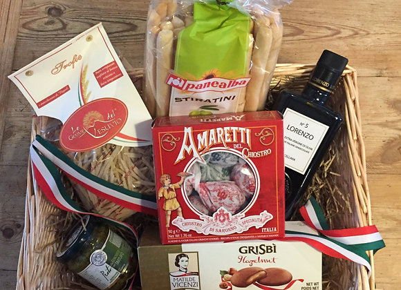 A Taste of Italy hamper