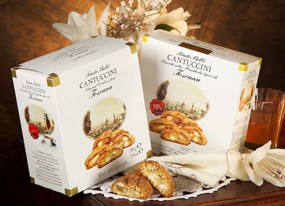 Classic Almond Cantuccini Gift Box 200g
