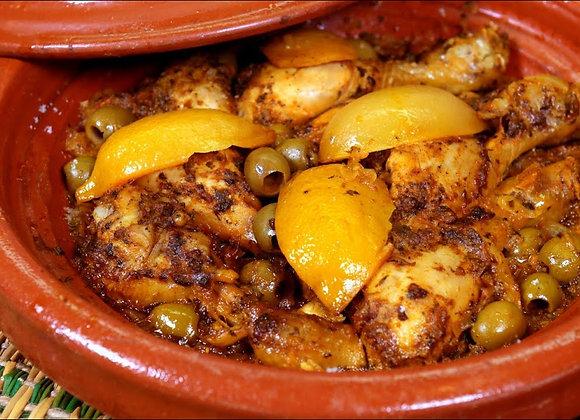 Spice Mountain Marrakesh chicken 40g