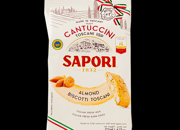 Sapori Cantuccini Toscani Almond 175g