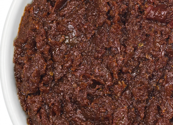 Red Tapenade made by us