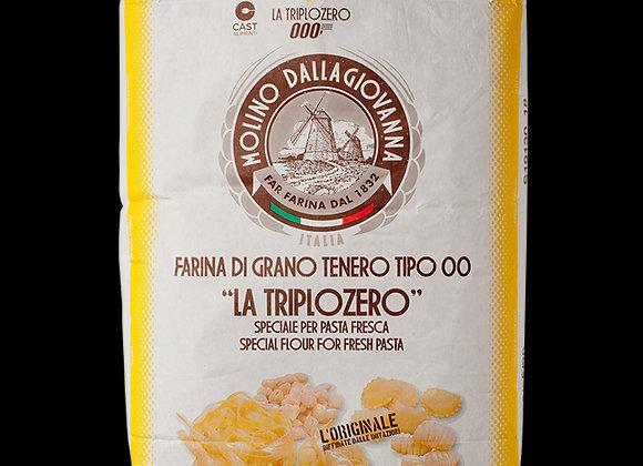 Dalla Giovanna Pizza Flour 00 per 1k deli packed bag