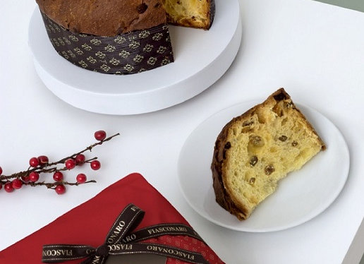 Luxury Traditional Panettone Hand Wrapped 750g