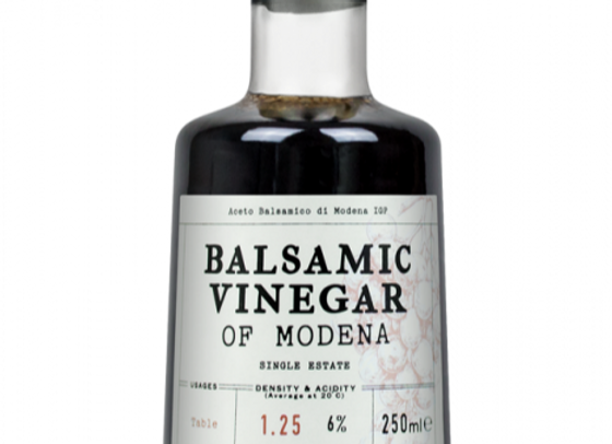 Balsamic Vinegar Density 1.25 250ml