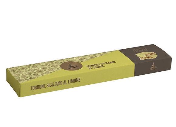 Torrone from Sicily lemon