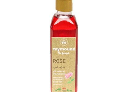Mymoune Rose Syrup 250ml