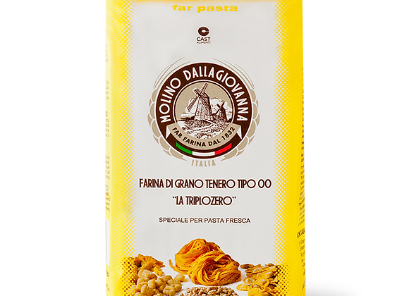 DG Triplozero Pasta Flour 000