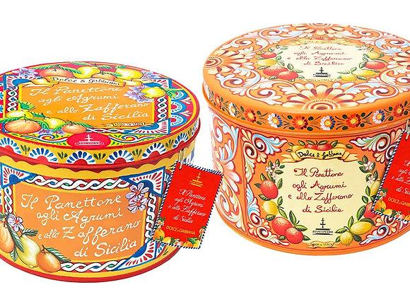 Dolce & Gabbana Citrus Fruits with Saffron panettone 1kg