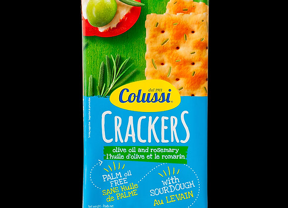 Colussi Rosemary Crackers 250g