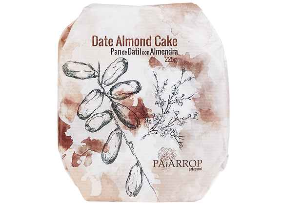 Paiarrop Date and Almond Wheel 225g