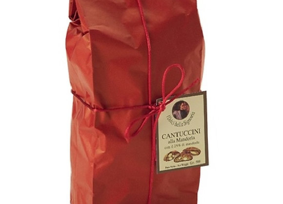 Cantuccini with Extra Almonds in Vintage-Style Wrapping 250g
