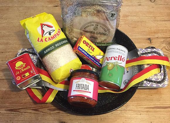 A Taste of Spain hamper