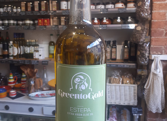 Green to Gold Spanish Extra Virgin Olive Oil IL