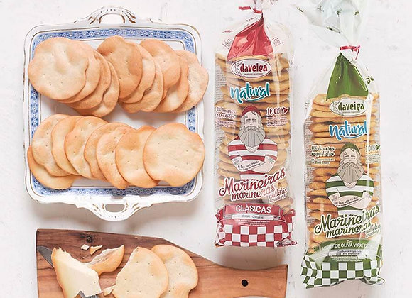 Savoury ships biscuits, made with EVOO 200g