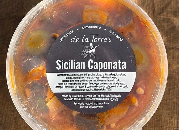 Sicilian Caponata 750g