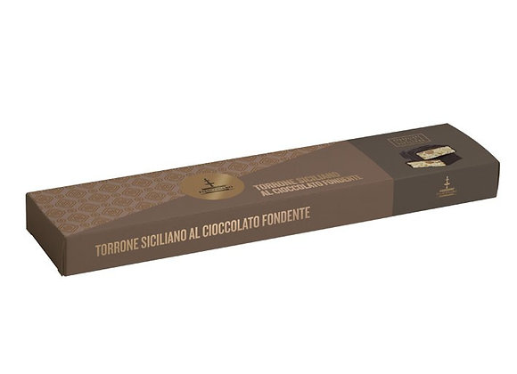 Torrone from Sicily chocolate
