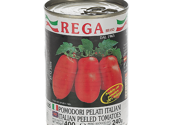 Italy's favourite tomatoes for pizza bases and pasta sauces