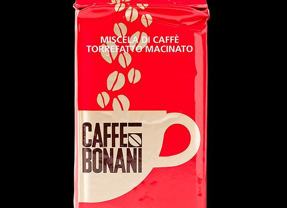 Bonani Ground Coffee Rosso 250G