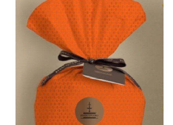 Luxury Chocolate Panettone Hand Wrapped 500g