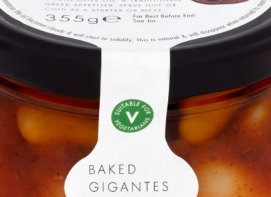 Odysea Baked Gigantes Beans in Tomato Sauce