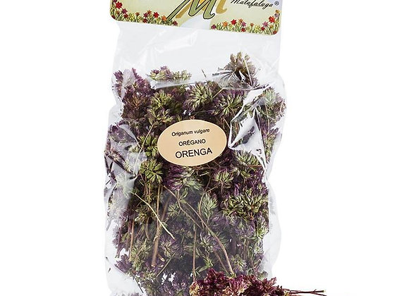 Wild flowering oregano bunches, bag.