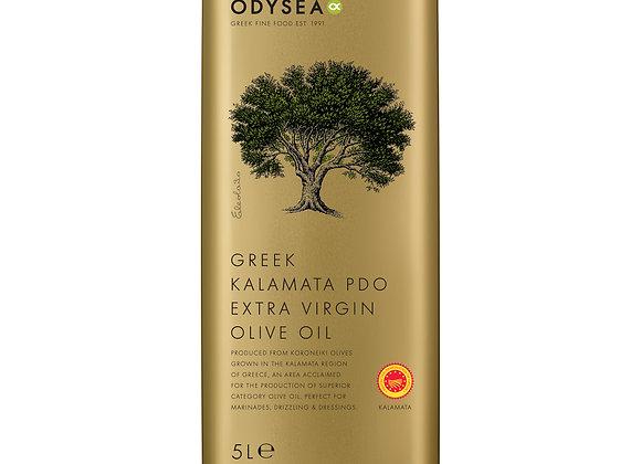 Odysea Greek extra virgin olive oil 5 litre