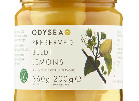 Preserved Lemons 360g