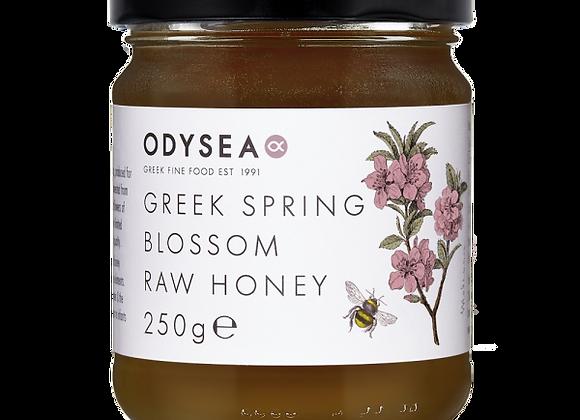 Greek Spring Blossom Raw Honey - Limited Edition 250G